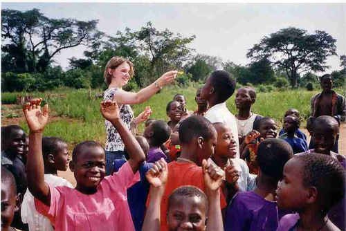 Volunteer Work Uganda