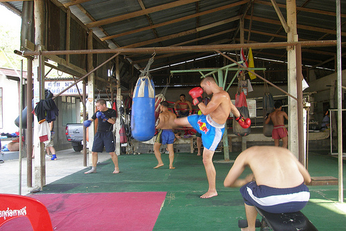 Muay Thai & Martial Arts Training in Thailand