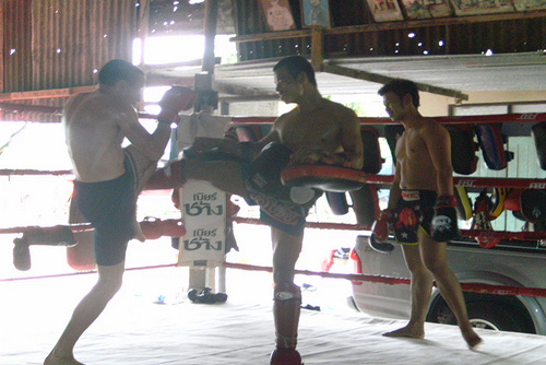 Martial Arts Camps Thailand
