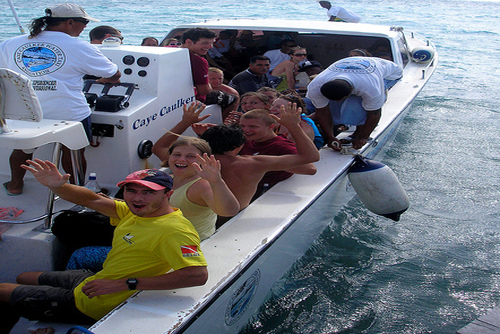 Scuba Diving Beginners Lessons in Belize