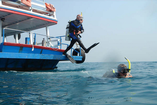 Learn to Scuba Dive in Egypt