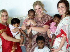 INDIA: Challenging Work with Orphaned Children in bustling Madurai!
