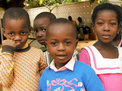 GHANA: Rewarding Work with Pre-School Orphans in Vibrant Accra!