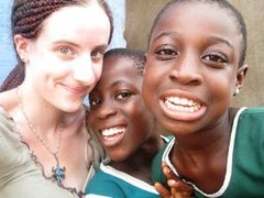 GHANA: Teach English to disadvantaged children in Accra!
