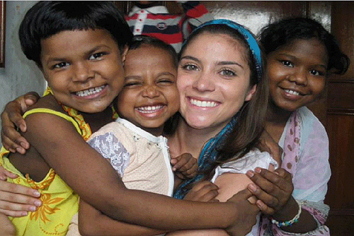 Orphanage Volunteer Work Abroad