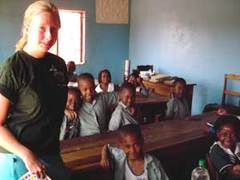 ZAMBIA: Teach Underprivileged Children in Beautiful Livingstone!