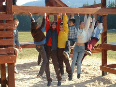 Orphanage and Childcare volunteer placements in Romania