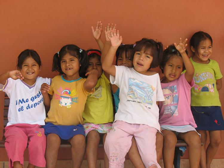 Volunteer in Bolivia