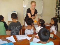Volunteer and Teach in Phnom Penh Cambodia