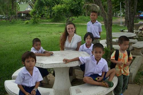 Volunteer on a Childcare Programme in Thailands Capital City, Bangkok