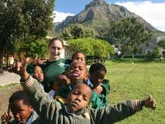 SOUTH AFRICA: TEACH UNDERPRIVILEGED CHILDREN IN CAPE TOWN