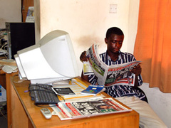 GHANA: EXCITING PRINT JOURNALISM WORK EXPERIENCE!