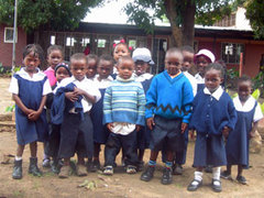 ZAMBIA: TEACHING ORPHANS IN LIVINGSTONE