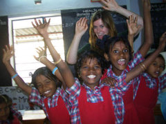 INDIA: Teach Drama to Children in Beautful Madurai