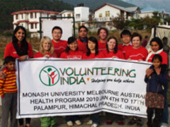 Group Volunteer Programs in India
