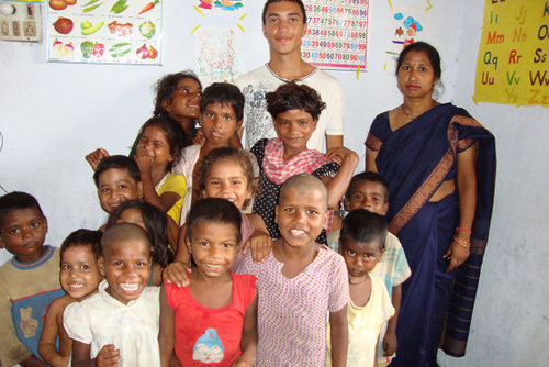 Volunteer at an Orphanage in India