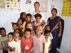 Orphanage Work in India
