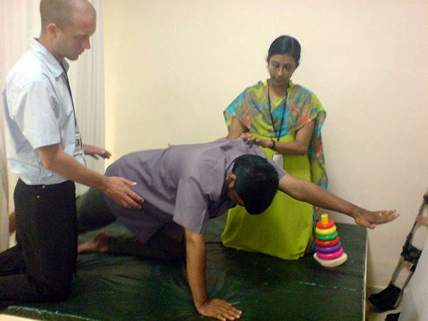 Physiotherapy Volunteering Abroad
