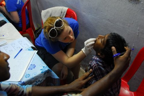 Dentistry Volunteer Work Abroad
