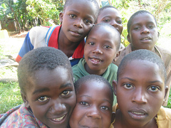 Orphanage Work in Uganda