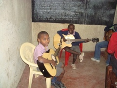 Music program in Kenya from US$250