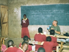 Teaching in Kenya-Maasai from US$250