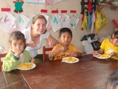 Childcare Work in Peru from US$180