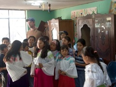 School Support Program in Ecuador from US$270
