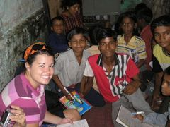 Street Children Work in India from US$250