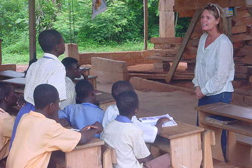 Teaching in Ghana from US$250