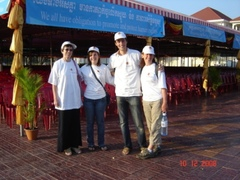 Human Rights Program in Cambodia from US$350