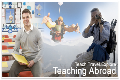 Travel and Teaching Programs Abroad