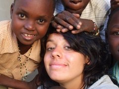 Orphanage Work in Kenya