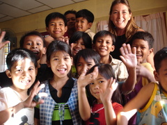 Orphanage Work in Cambodia