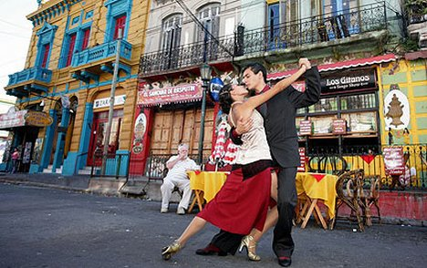 Salsa, Tango & Dance Classes in Argentina