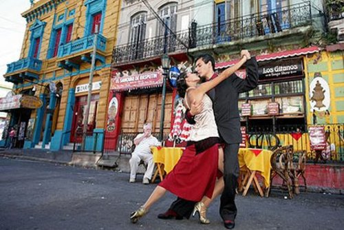 Tango Classes Argentina