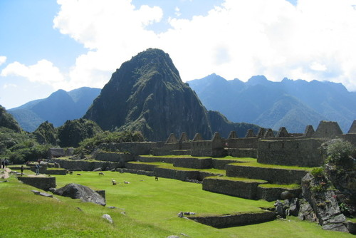 Travel in Peru