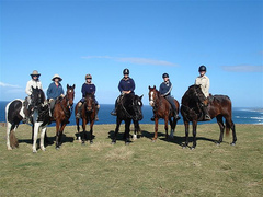 6 night 7 day Wild Coast Horse Trail in South Africa