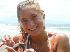 Gap Year Conservation: Save Turtles in Costa Rica, Central America