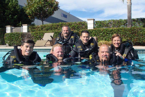 Learn to Scuba Dive in Spain