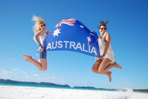 Plan a Backpacking trip to Australia