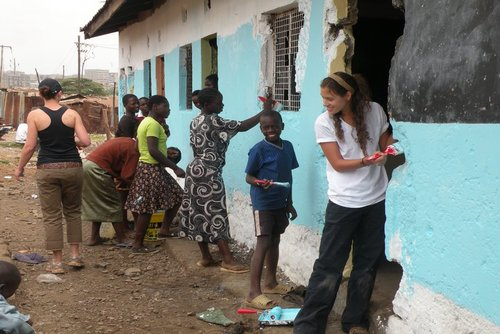 Building Volunteering Programs in Africa