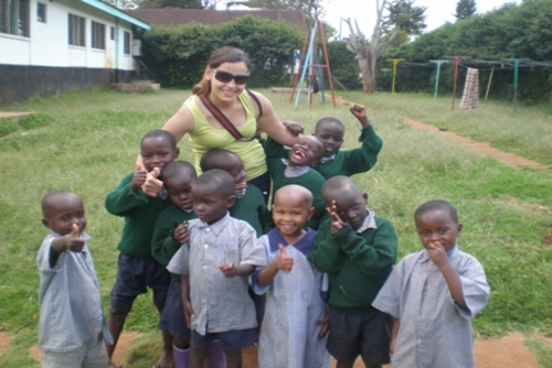 Teaching Volunteer Projects in Kenya