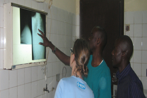 Radiography Volunteering Work Abroad