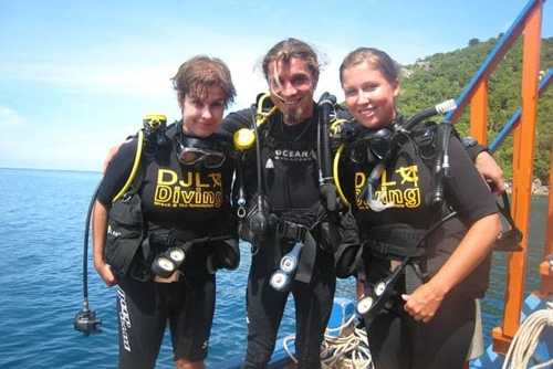Beginners Dive Courses in Cambodia