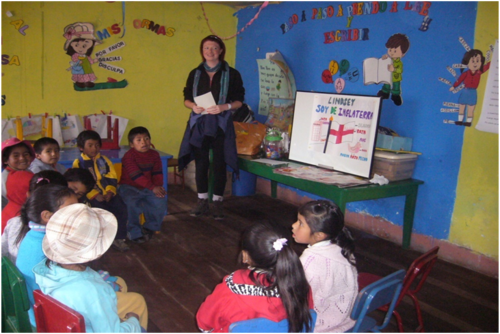 Childcare and Orphanage Volunteer Projects in Peru