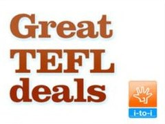 i-to-i TEFL Course Discounts