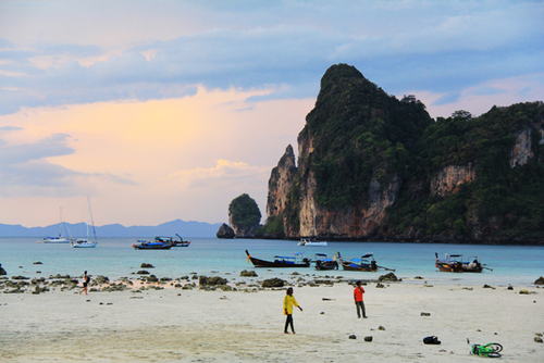 Environmental Projects in Thailand