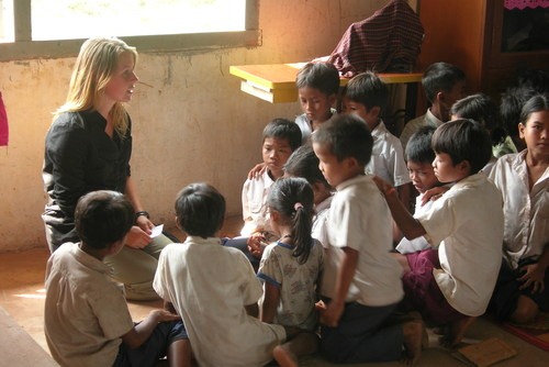 Cambodia Teaching in Siem Reap