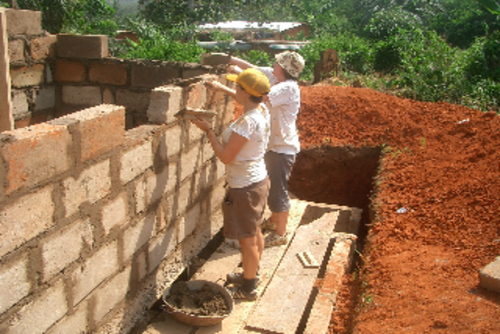 Building and Construction Volunteer Programs in Tanzania
